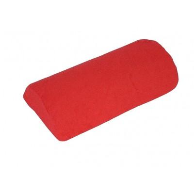 Poduszka frotte do manicure czerwony
