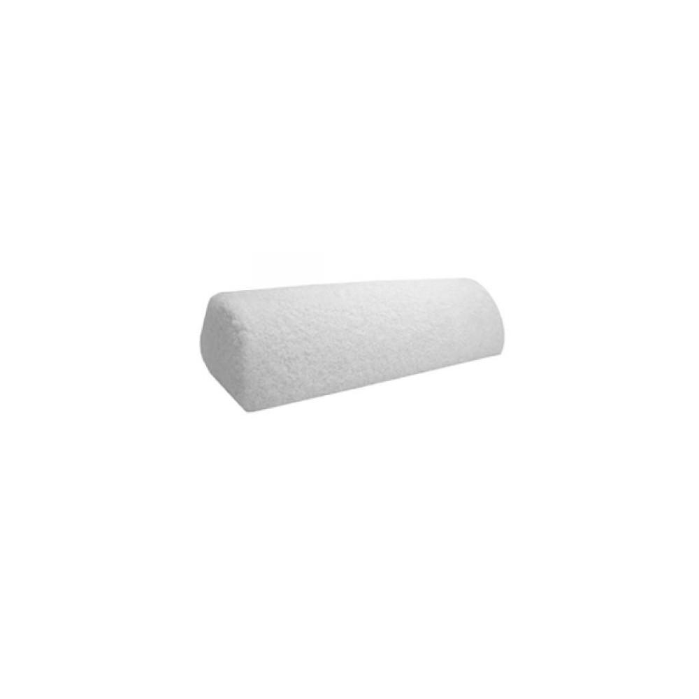 Pokrowiec frotte na poduszkę do manicure biały