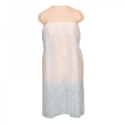 Tunika peleryna kosmetyczna włókninowa 10szt