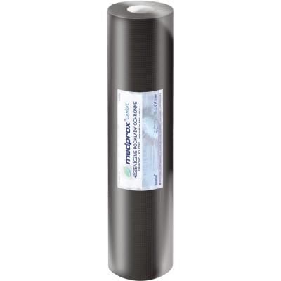 Podkład kosmetyczny czarny 30cmx50cm 40szt