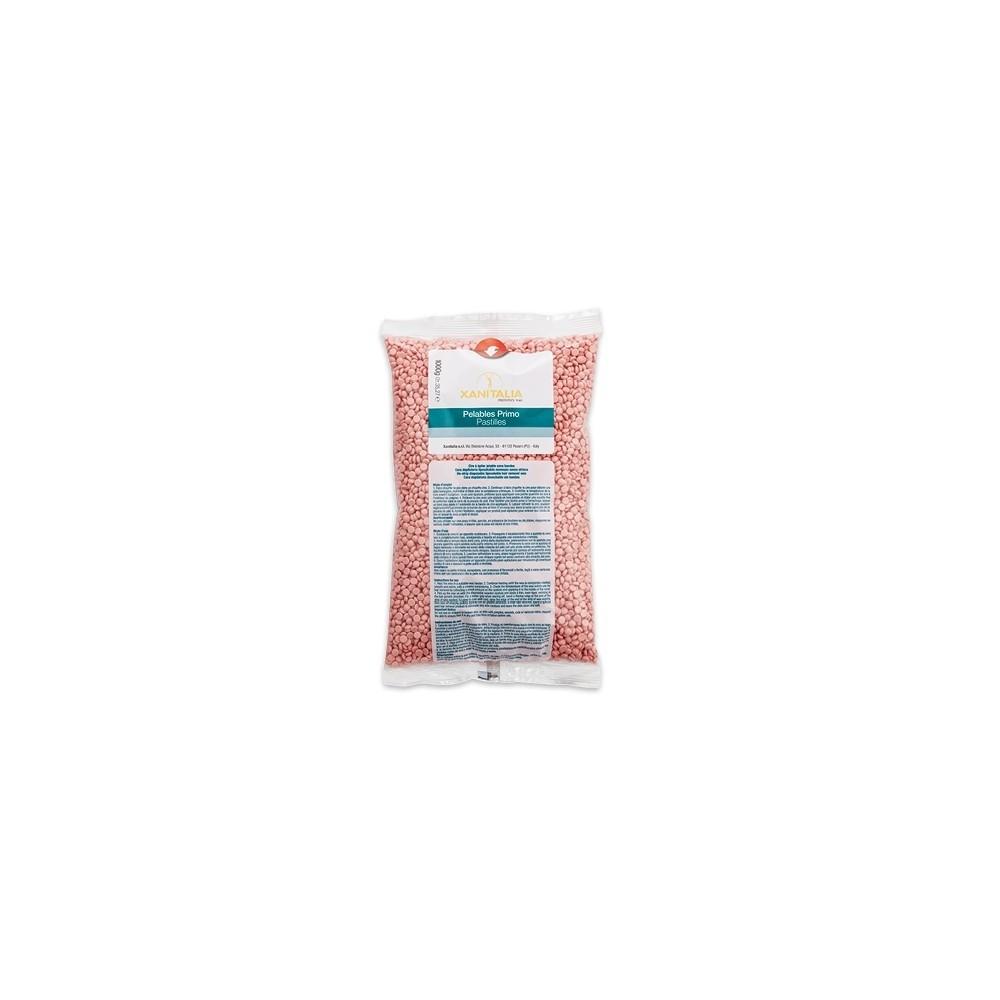 Wosk do depilacji polimer w dropsach Rose1000g