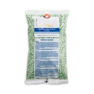 Wosk w dropsach 1000gr green tea Xanitalia