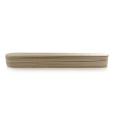 Szpatuła drewniana 100 szt