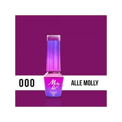 LAKIER MOLLY LAC ALLEMOLLY 5ml nr 000