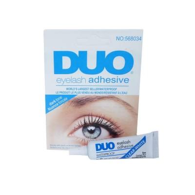 Klej do rzęs Duo Eyelash Adhesive Clear 7gr