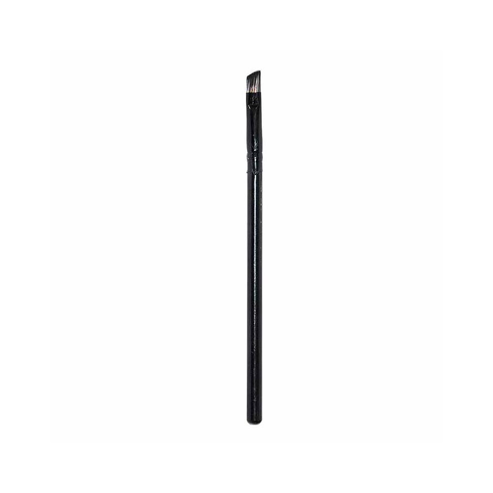 Pędzel skośny do nakładania henny czarny dł. 12cm