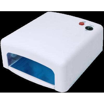 Lampa UV 36 W biała z wyłącznikiem czasowym